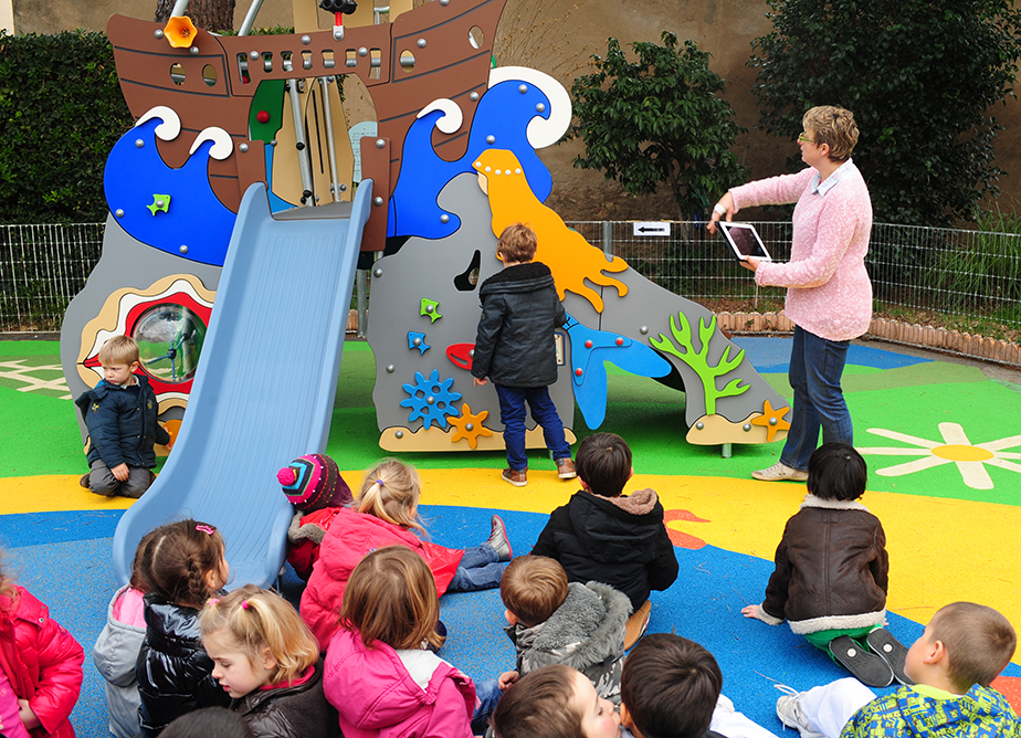 north american  u201csmart playground u2122 u201d unveiling announced for