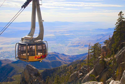Easter Sunrise Service at the Palm Springs Aerial Tramway