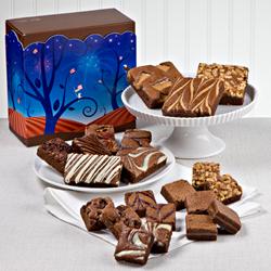 fudge brownies, US made