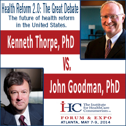 Keynote Address - Health Reform 2.0: The Great Debate