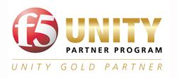 F5 UNITY Gold Partner