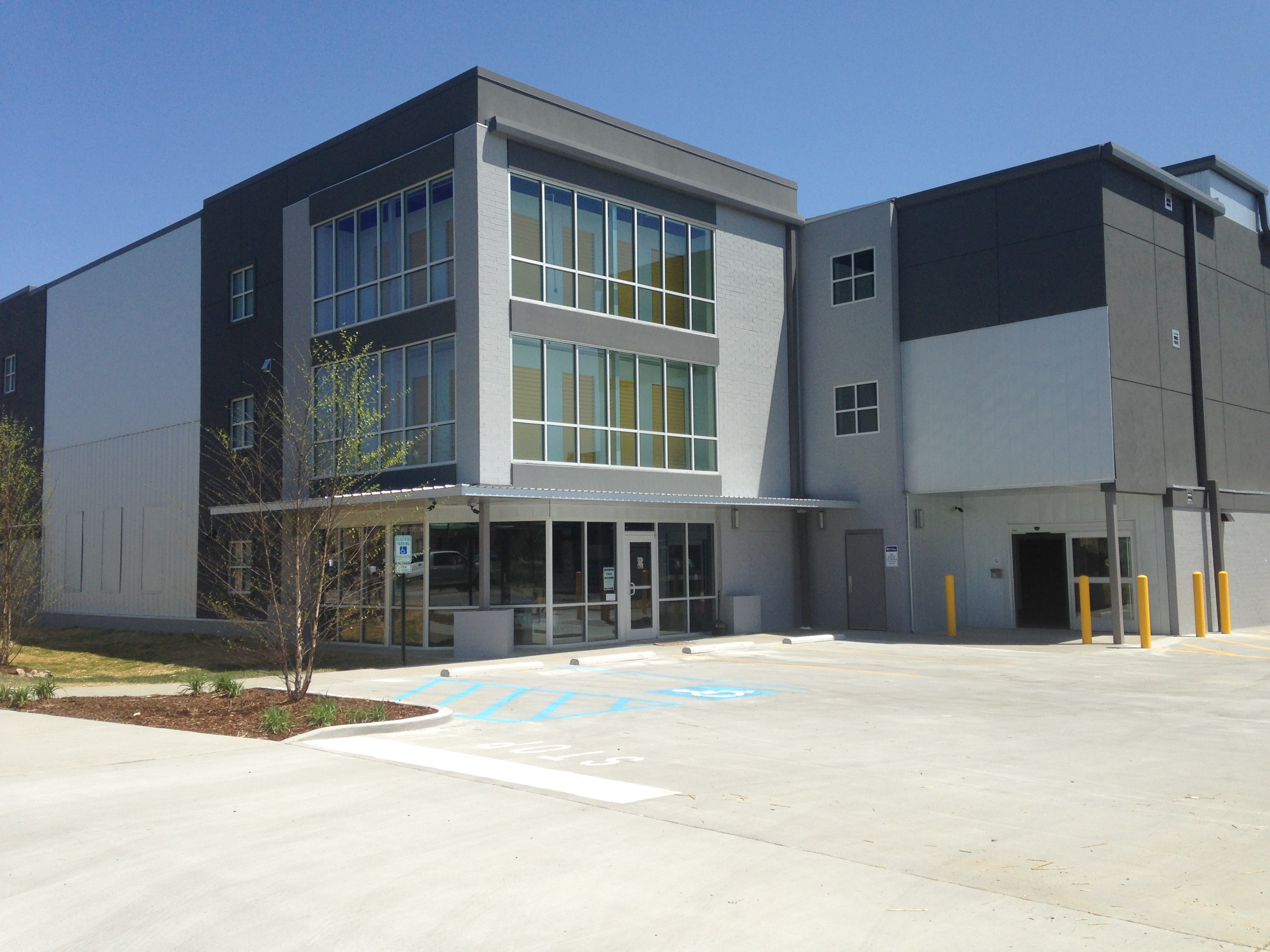Modern Self Storage Facility Opens In Downtown Chattanooga