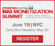 Digital Media Leaders Gather in NYC on June 19 for Cynopsis Digital...
