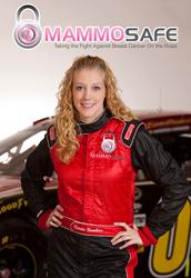 NASCAR Kristin Bumbera - Mammosafe