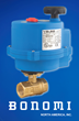 Bonomi Introduces First Lead-free Electric Automated Ball Valve...