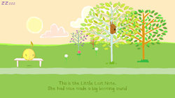 Little Lost Note App Review