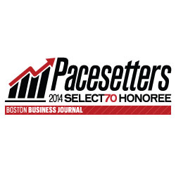 Boston Business Journal Pacesetters