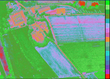 Multispectral Image - NDVI Extract Captured By Draganflyer X4-ES with Tetracam ADC Micro
