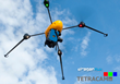 Draganflyer Guardian taking Multispectral Imagery Utilizing the Tetracam ADC Micro