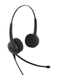 VXI CC Pro Headsets at VoIP Supply offer comfort and cost savings with Plantronics, Jabra compatibility