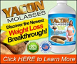 Yacon Molasses, the Clinically Proven Weight Loss Supplement,...
