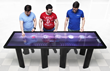 SensyTouch Creates World's Sleekest 100-inch Multi-Touch Table