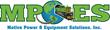 MP&ES logo