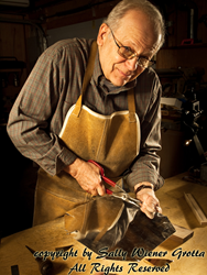 Ray Oxenford, tinsmith, from the American Hands narrative portrait project