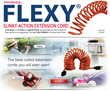Flexy® Slink-Action Extension Cord
