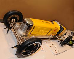 3D-printed Miller 91