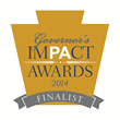 Governor's ImPAct Award logo