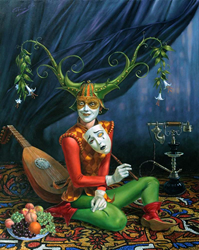 From Sadness to Joy by Michael Cheval