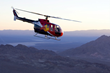 The Red Bull Helicopter, Piloted by Chuck Aaron