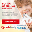 Search Realty Announces Sponsorship with The Hospital for Sick...