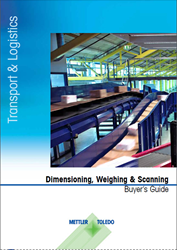METTLER TOLEDO has published a guide for buyers explaining dimensioning, weighing, and scanning solutions