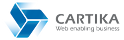 Cartika Hosting Logo