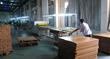 Bamboo Flooring In Coating