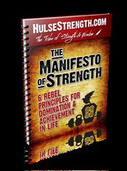 manifesto of strength review
