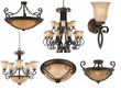 Corsica Lighting Collection From Triarch International