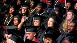 Ashworth College graduation
