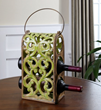 Uttermost Harit Wine Bottle Holder 19823