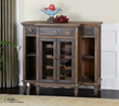 Uttermost Suzette Wood Wine Cabinet 24371