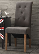 Zuo Modern Hayes Valley Chair Charcoal Gray 98071
