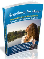 """Heartburn No More"" Helps Get Rid Of Acid Reflux After Two Months."