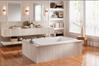 Growing Preference for Contemporary Style Bathrooms Inspires Aquatic...