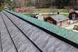 "Classic Metal Roofs, LLC Installs First-Ever Oxford ""Slate Rock""..."