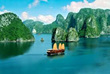 Explore Halong Bay on a Luxury Cruise with smiletravelvietnam.com