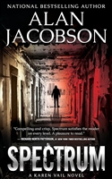 Norwood Press to Publish Thriller SPECTRUM by Award-Winning Author...