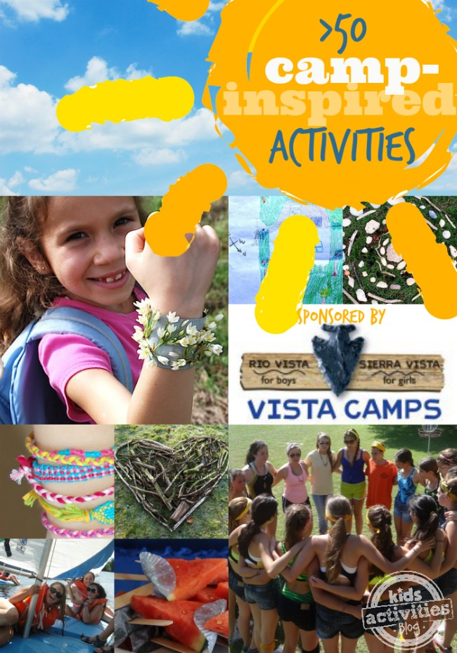 Summer Camp Inspired Activities Have Been Published On ...