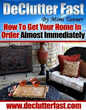 Declutter Fast Book Review – Discover Mimi Tanner's Guide To Clear...