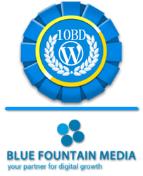 Best WordPress Web Design Firms: Blue Fountain Media