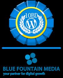 Best WordPress Web Design Firms: Blue Fountain Media