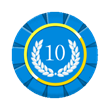 Leading eCommerce Web Design Firms Badge