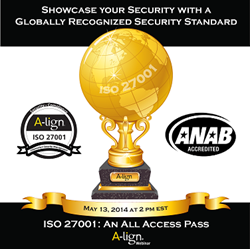 Webinar: All-access pass into the ISO 27001 certification process