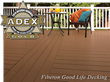 Fiberon Decking also took home the ADEX Gold Award for its Good Life Decking product.