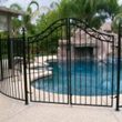 DCS Pool Barriers - Wrought Iron Pool Gate
