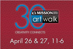 Mission Federal ArtWalk in San Diego Welcomes Community