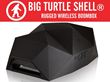 Outdoor Tech Makes Big Noise with Rugged, Wireless Big Turtle Shell...