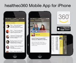 healtheo360 launches mobile app