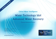 2014 Desalination Technology First Place Awarded to Advanced Water...